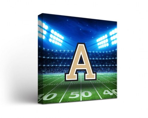 Army Black Knights Stadium Canvas Wall Art