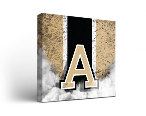 Army Black Knights Vintage Canvas Wall Art