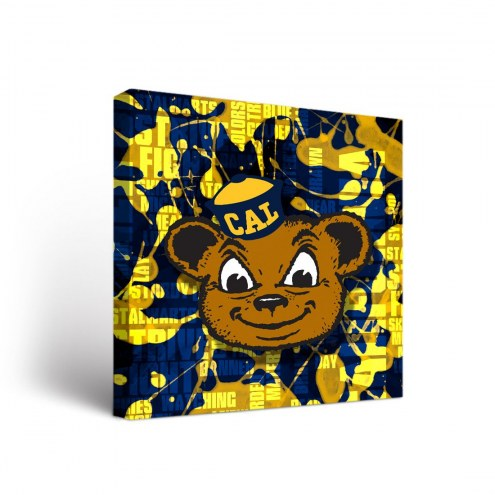 California Golden Bears Fight Song Canvas Wall Art