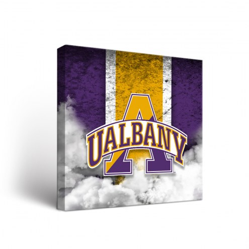Albany Great Danes Vintage Canvas Wall Art