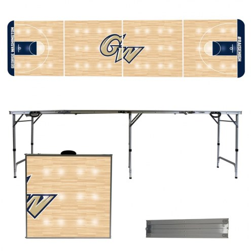 George Washington Colonials Victory Folding Tailgate Table