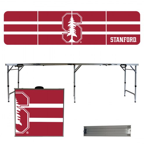 Stanford Cardinal Victory Folding Tailgate Table