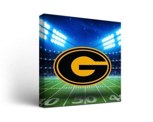 Grambling State Tigers Stadium Canvas Wall Art