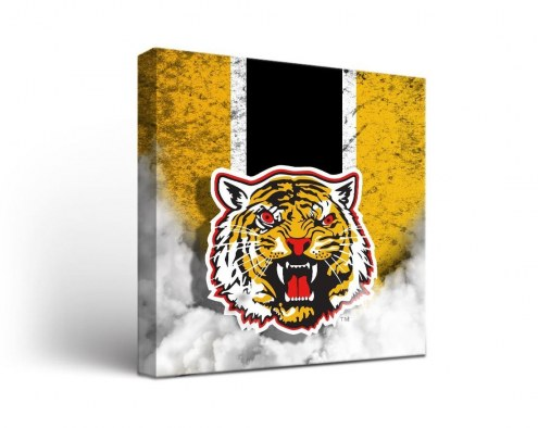 Grambling State Tigers Vintage Canvas Wall Art