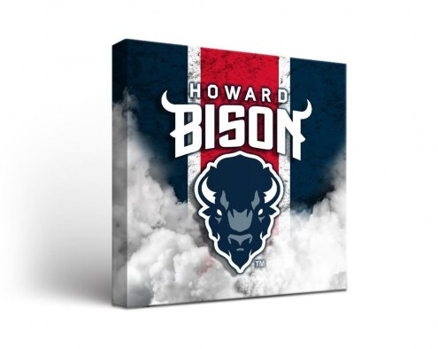 Howard Bison Vintage Canvas Wall Art