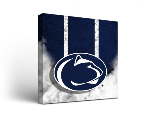 Penn State Nittany Lions Vintage Canvas Wall Art