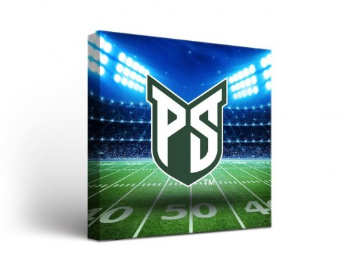 Portland State Vikings Stadium Canvas Wall Art