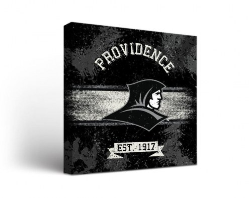 Providence Friars Banner Canvas Wall Art