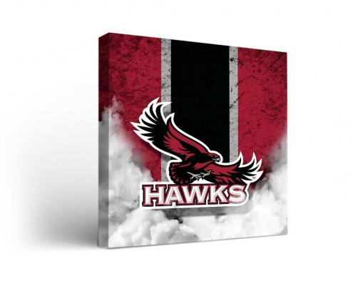 Saint Joseph's Hawks Vintage Canvas Wall Art