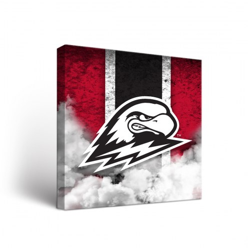 Southern Utah Thunderbirds Vintage Canvas Wall Art