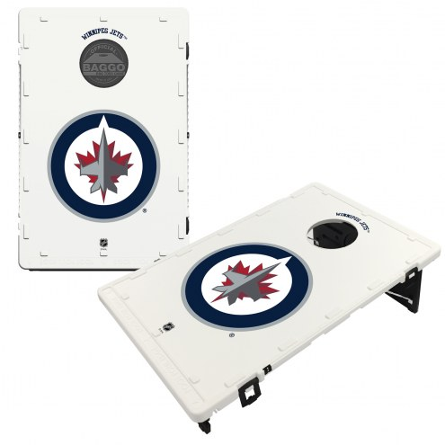 Winnipeg Jets Baggo Bean Bag Toss