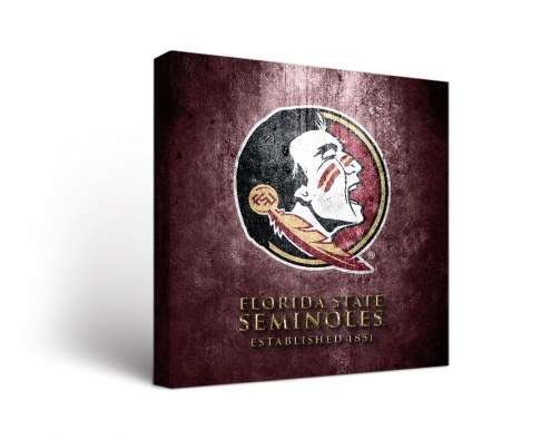 Florida State Seminoles Museum Canvas Wall Art