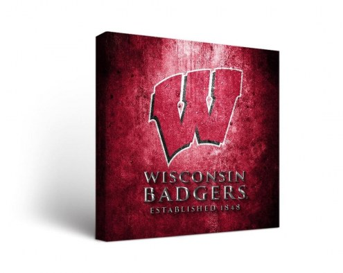 Wisconsin Badgers Museum Canvas Wall Art