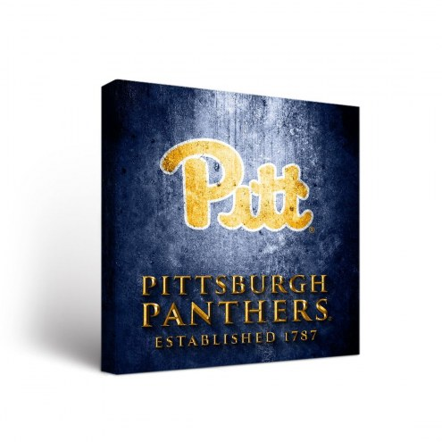 Pittsburgh Panthers Museum Canvas Wall Art