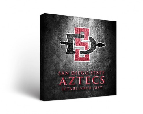 San Diego State Aztecs Museum Canvas Wall Art