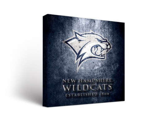 New Hampshire Wildcats Museum Canvas Wall Art