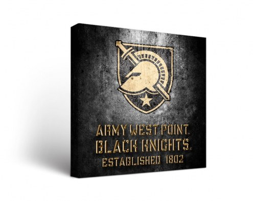 Army Black Knights Museum Canvas Wall Art