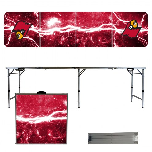 Louisville Cardinals Victory Folding Tailgate Table