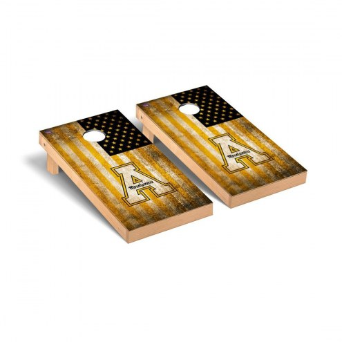 Appalachian State Mountaineers Victory Cornhole Game Set