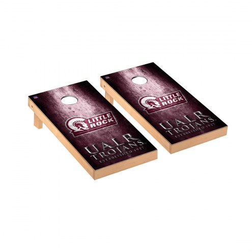 Arkansas Little Rock Trojans Victory Cornhole Game Set