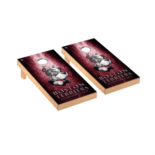 Boston Terriers Victory Cornhole Game Set