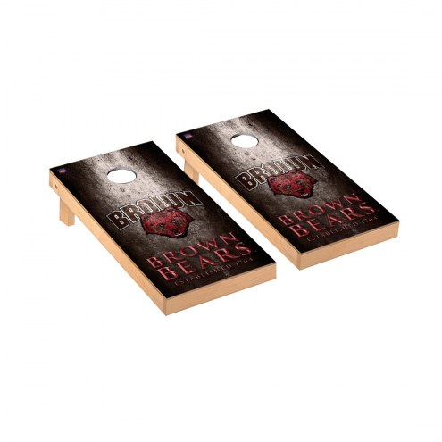 Brown Bears Victory Cornhole Game Set
