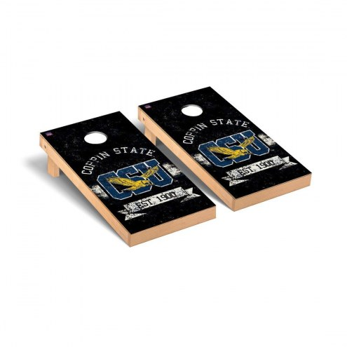 Coppin State Eagles Victory Cornhole Game Set