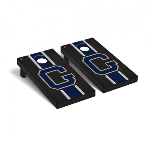 Georgetown Hoyas College Vault Cornhole Game Set