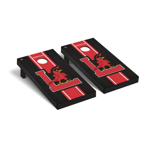 Louisville Cardinals College Vault Cornhole Game Set