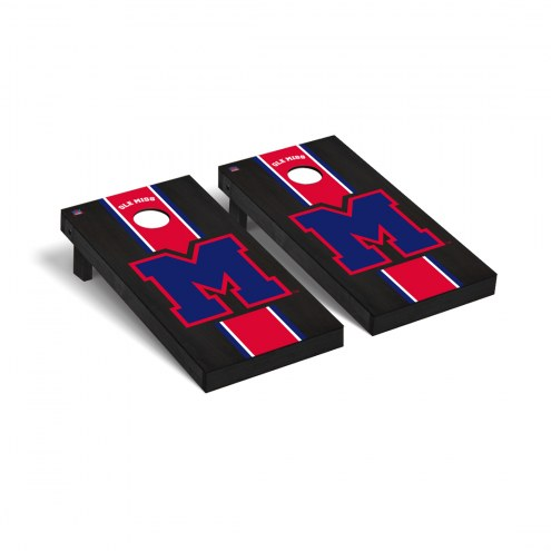 Mississippi Rebels College Vault Cornhole Game Set
