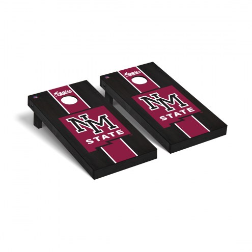 New Mexico State Aggies College Vault Cornhole Game Set