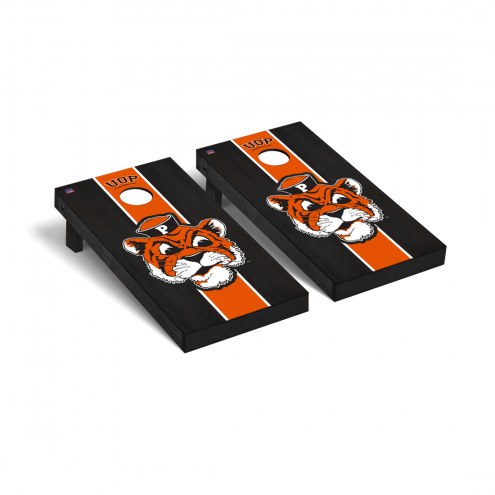 Pacific Tigers College Vault Cornhole Game Set