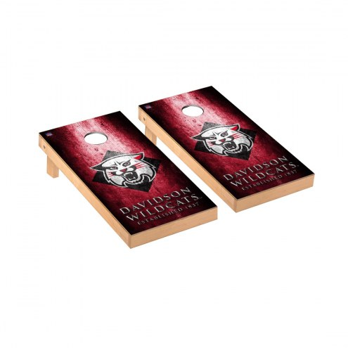 Davidson Wildcats Victory Cornhole Game Set
