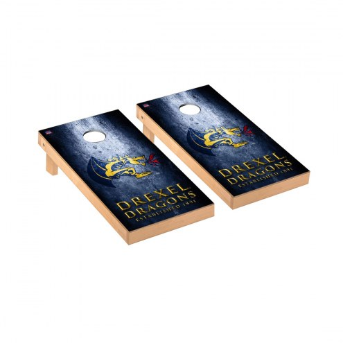 Drexel Dragons Victory Cornhole Game Set