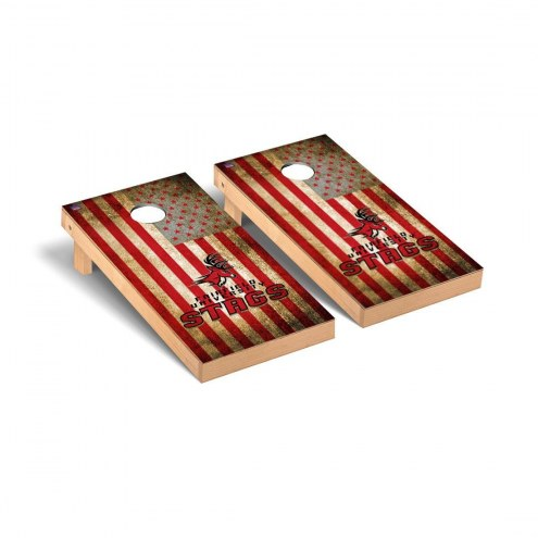Fairfield Stags Victory Cornhole Game Set