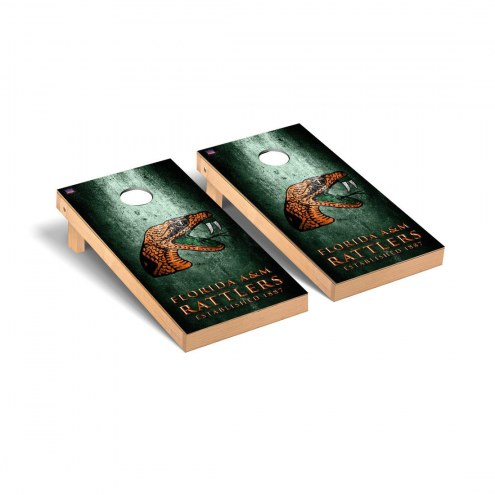 Florida A&M Rattlers Victory Cornhole Game Set
