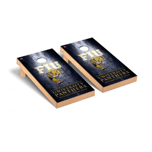 Florida International Golden Panthers Victory Cornhole Game Set