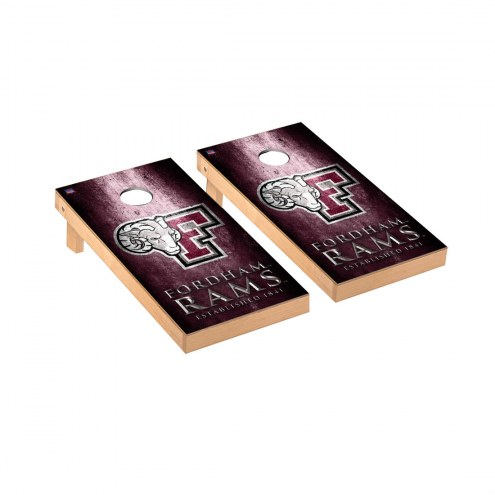 Fordham Rams Victory Cornhole Game Set