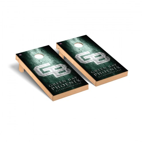 Green Bay Phoenix Victory Cornhole Game Set