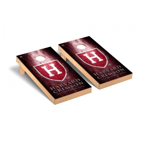 Harvard Crimson Victory Cornhole Game Set