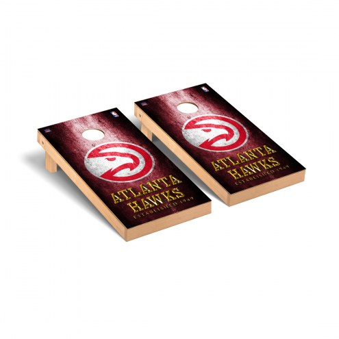 Atlanta Hawks Victory Cornhole Game Set