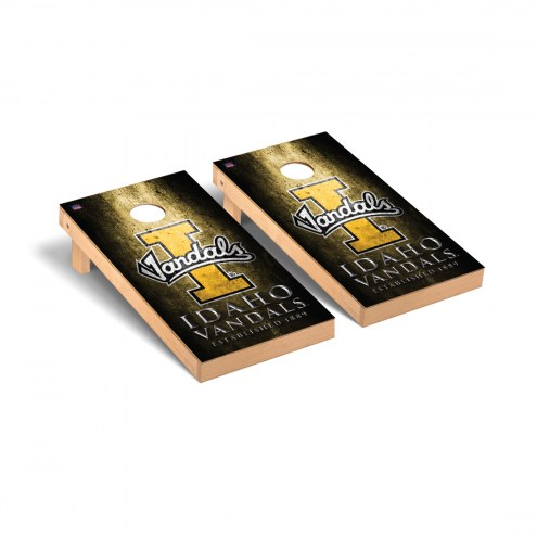 Idaho Vandals Victory Cornhole Game Set