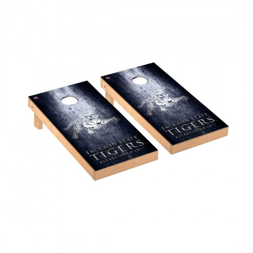 Jackson State Tigers Victory Cornhole Game Set