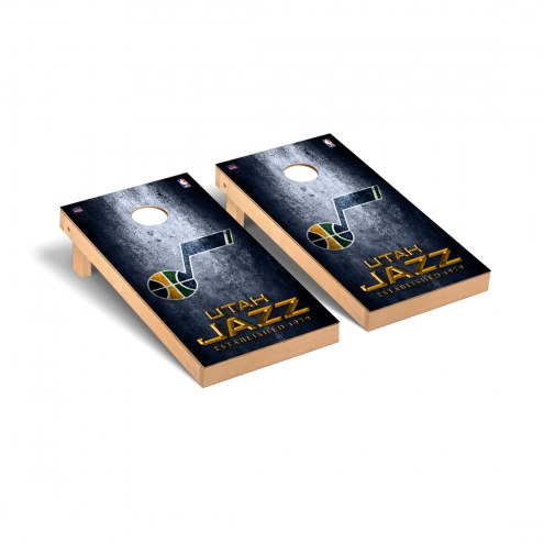 Utah Jazz Victory Cornhole Game Set