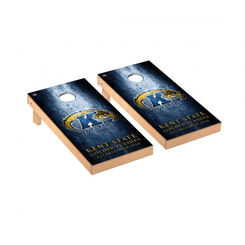Kent State Golden Flashes Victory Cornhole Game Set