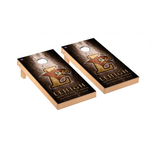 Lehigh Mountain Hawks Victory Cornhole Game Set