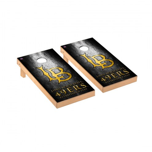 Long Beach State 49ers Victory Cornhole Game Set