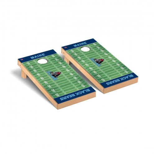 Maine Black Bears Victory Cornhole Game Set