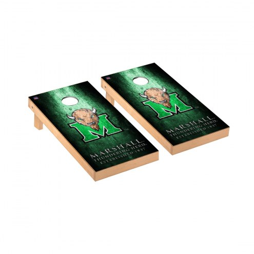 Marshall Thundering Herd Victory Cornhole Game Set