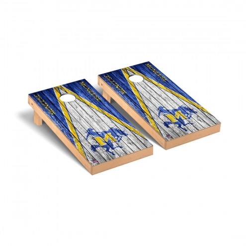 McNeese State Cowboys Victory Cornhole Game Set